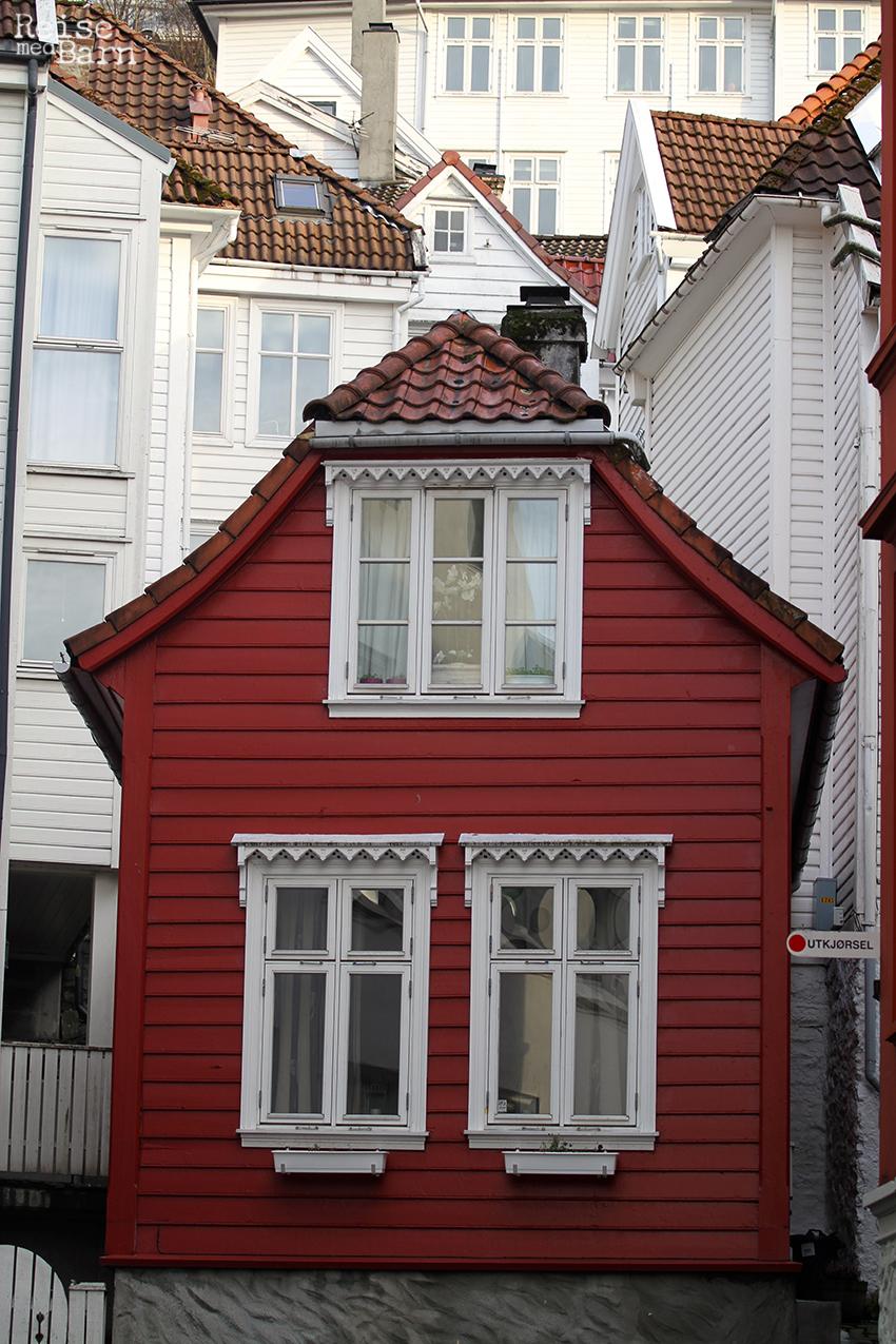 Søteste huset i Bergen
