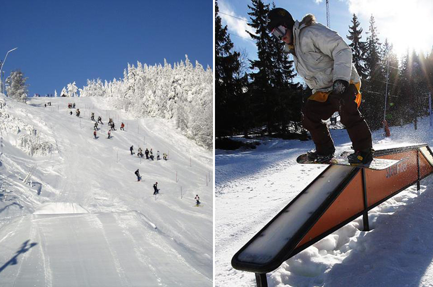 Grefsenkleiva, Oslo Skiskole